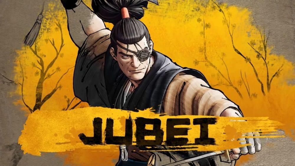 Samurai Shodown Jubei