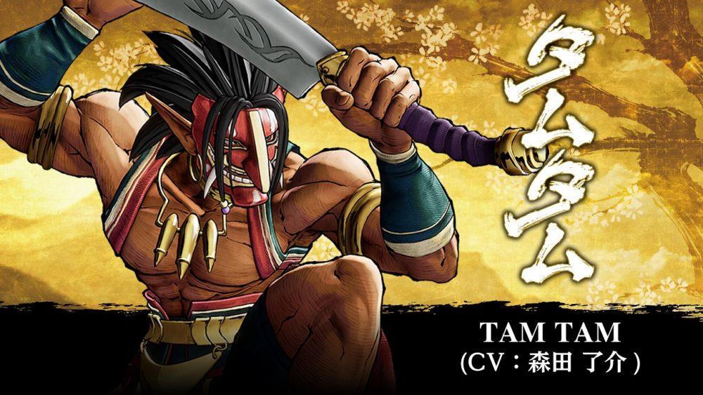 Samurai Shodown Tam Tam