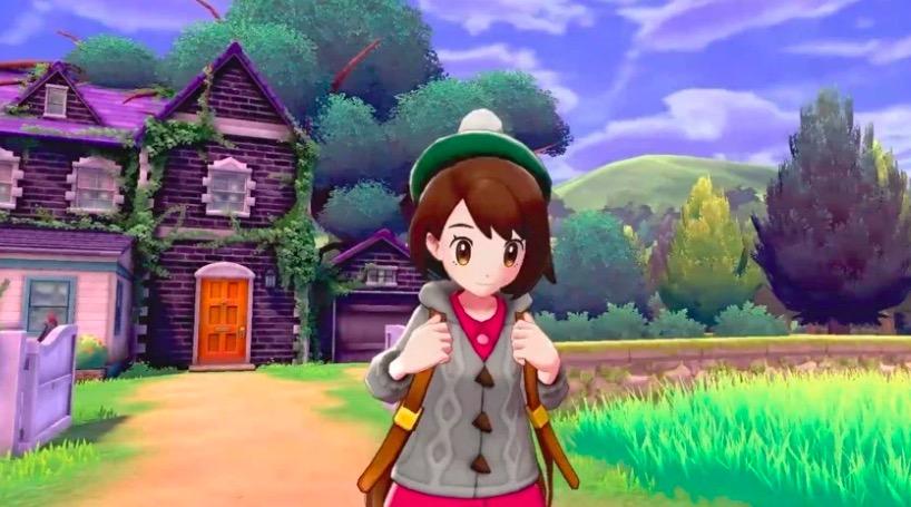 pokemon sword and shield, pokemon direct