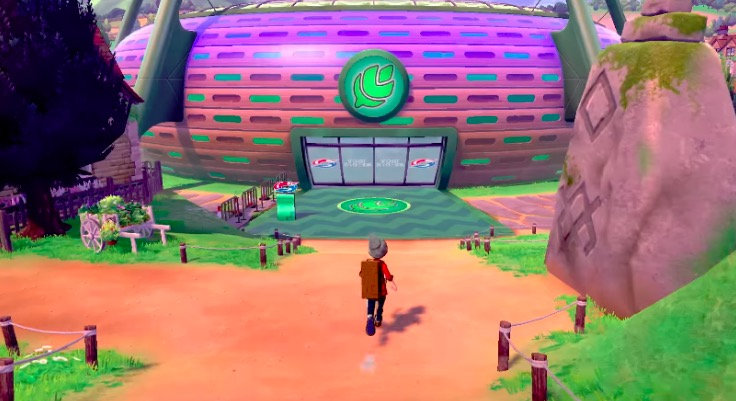 Pokemon Direct Details New Characters and Plot of the Galar Region