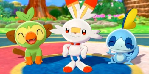 pokemon sword and shield, release date