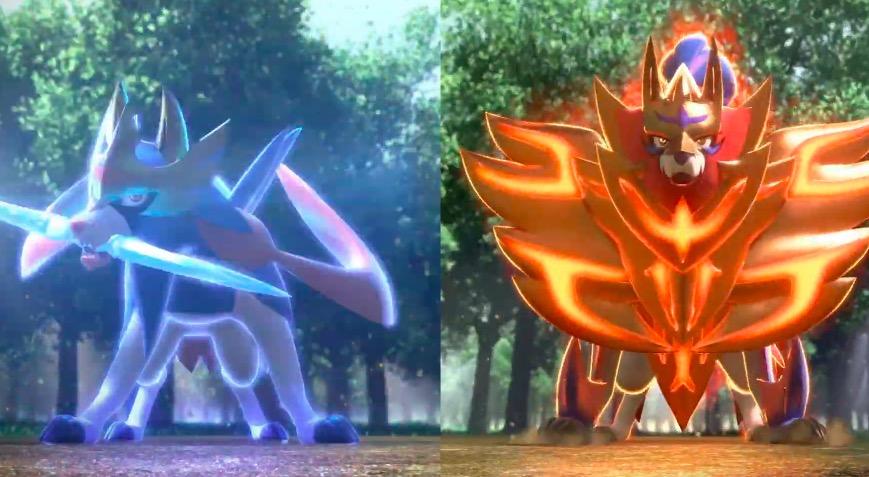 new pokemon, galar region, pokemon sword and shield