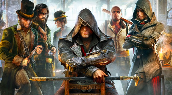 Ubisoft franchises, assassin's creed