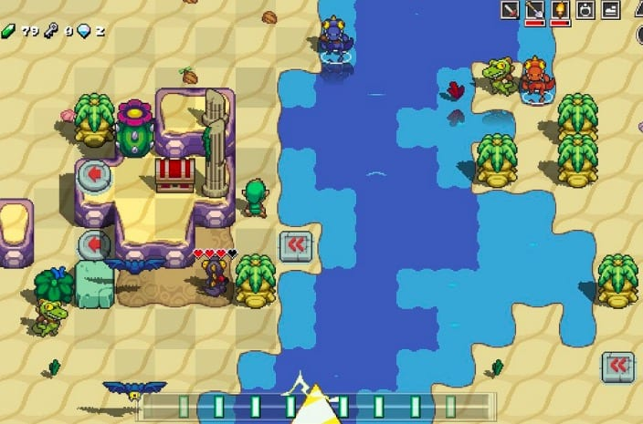 the legend of zelda, shadow-dropped, cadence of hyrule