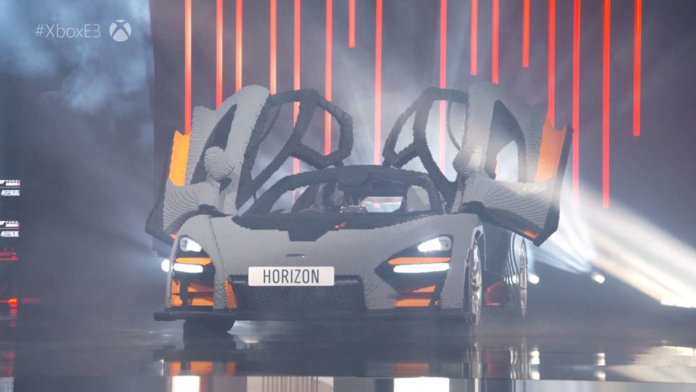 Forza Horizon 4 LEGO Speed Racers