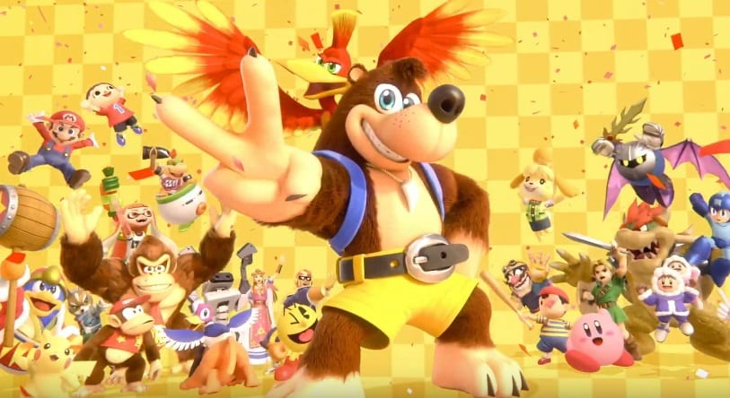 Banjo-Kazooie, Super Smash Bros. Ultimate