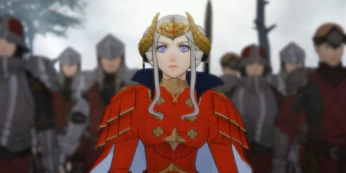 Fire Emblem Three Houses, best upcoming switch games