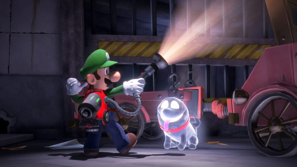 E3 2019 preview, Luigi's Mansion 3
