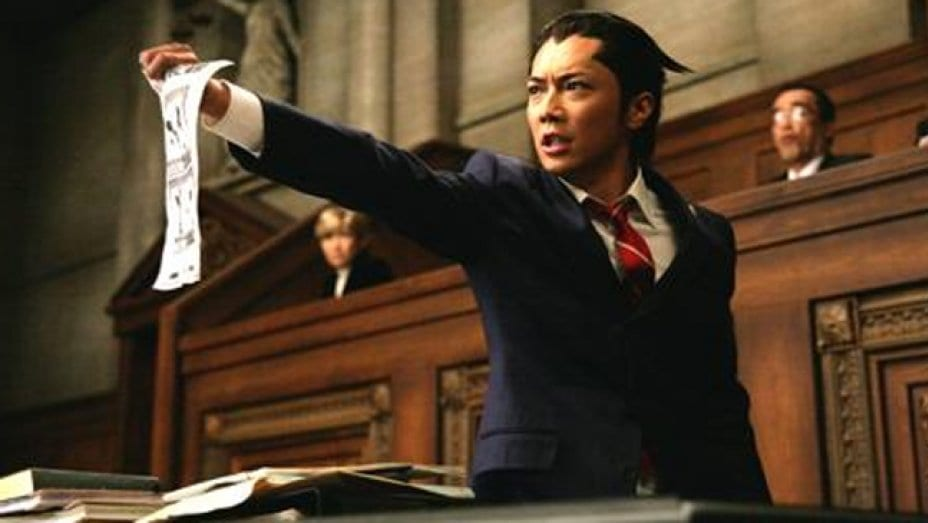 Ace Attorney, best video game movies