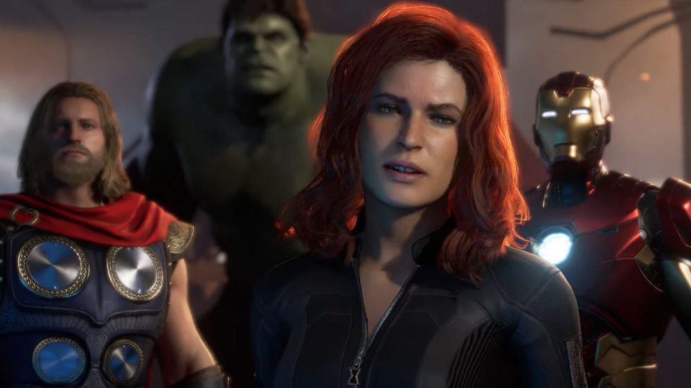 avengers, e3 2019, interview