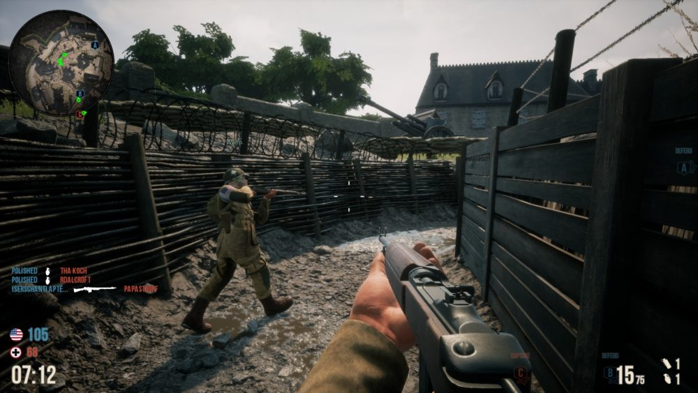 Battalion 1944, How to Create a Server