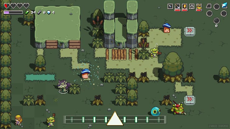 cadence of hyrule, multiplayer, nintendo switch