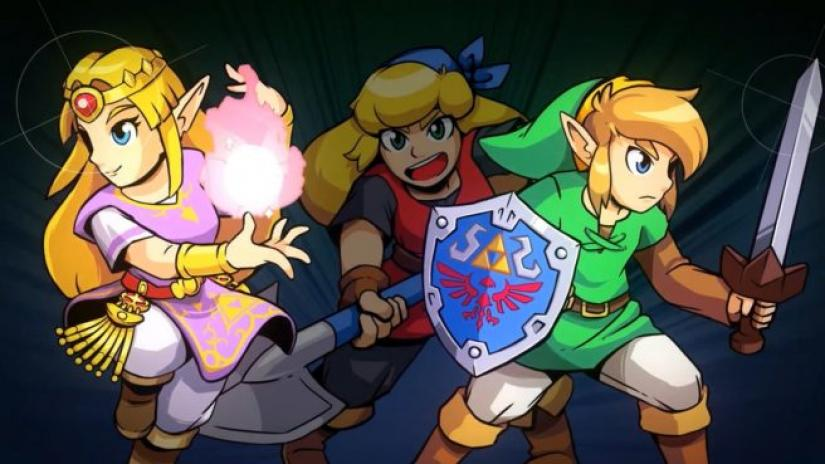 cadence of hyrule, co-op multiplayer, friends