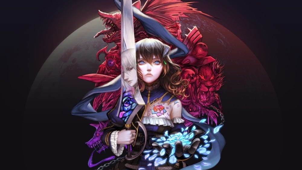 can you play as zangetsu in bloodstained ritual of the night
