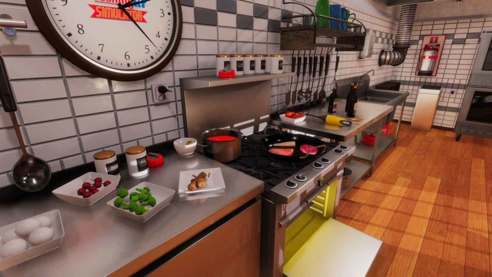 How to Pour Oil in Cooking Simulator