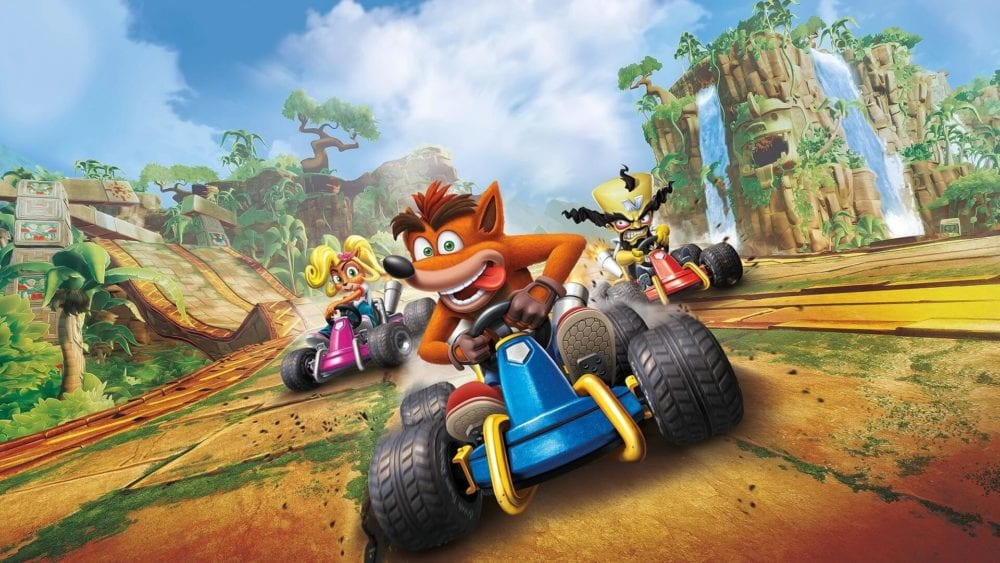 crash team racing, nitro-fueled, how to, block missiles