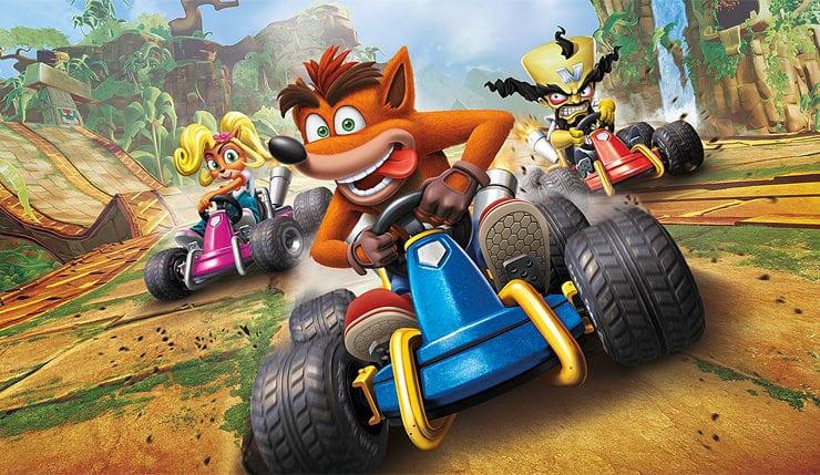 Crash Team Racing Nitro-Fueled, All Shortcut Locations