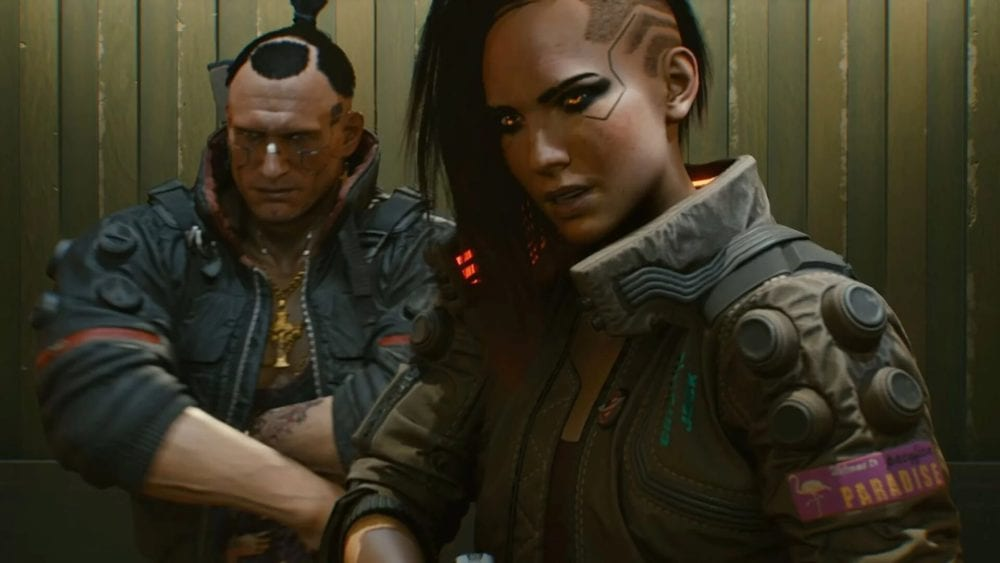 cyberpunk 2077, cosplay contest, cd projekt red
