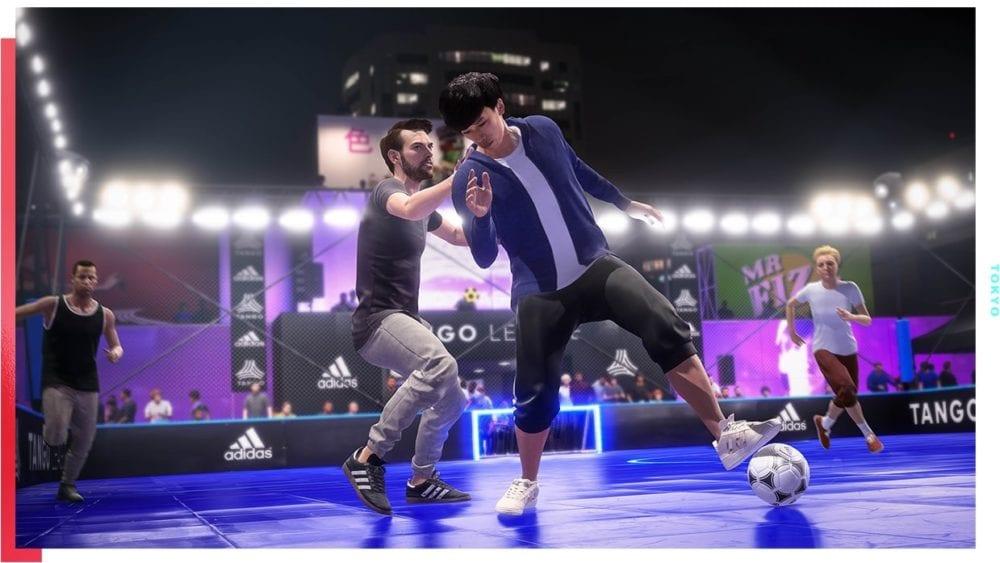 FIFA Volta, FIFA 20