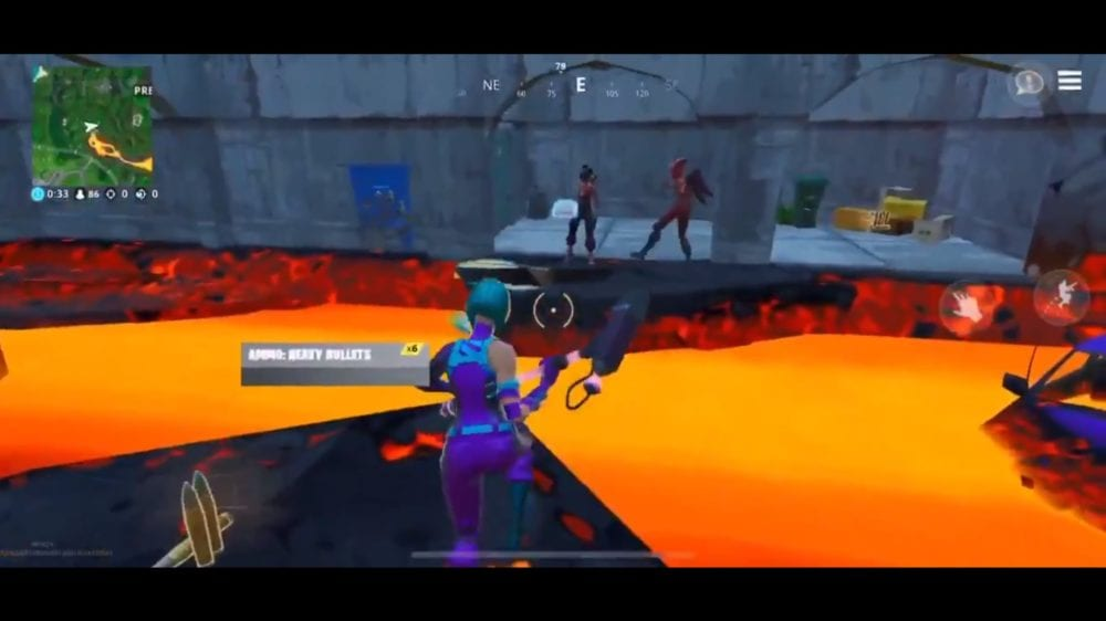 fortbyte 12 molten tunnel location