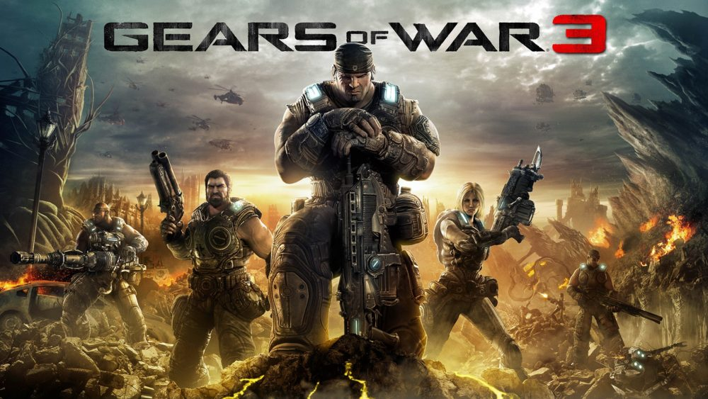 Gears of War 3, Games That Were Delayed Just Before Release