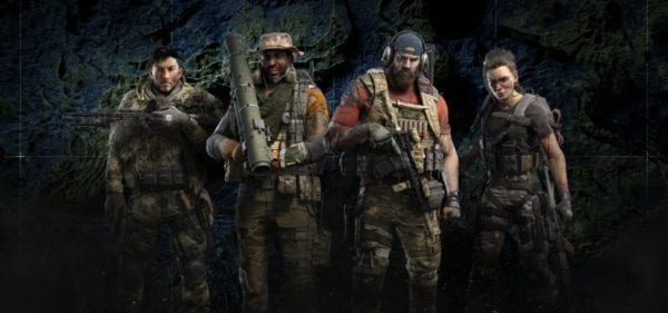 ghost recon breakpoint, e3 2019, preview, hands on