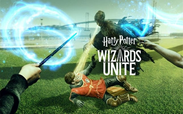 harry potter wizards unit, ar, how to turn off, settings