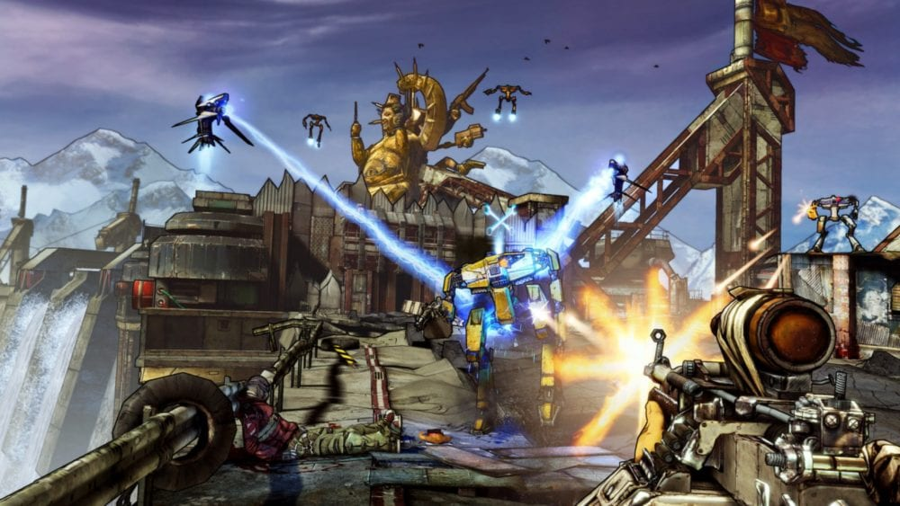 Borderlands 2: How to Get Skill Points