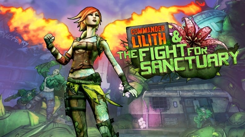 how to start borderlands 2 commander lilith and the fight for sanctuary dlc