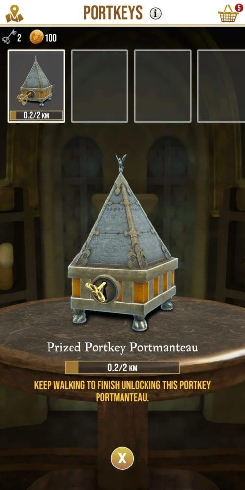 how to use portkey portmanteaus