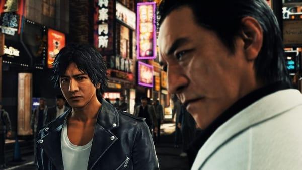 judgment, yakuza, sega