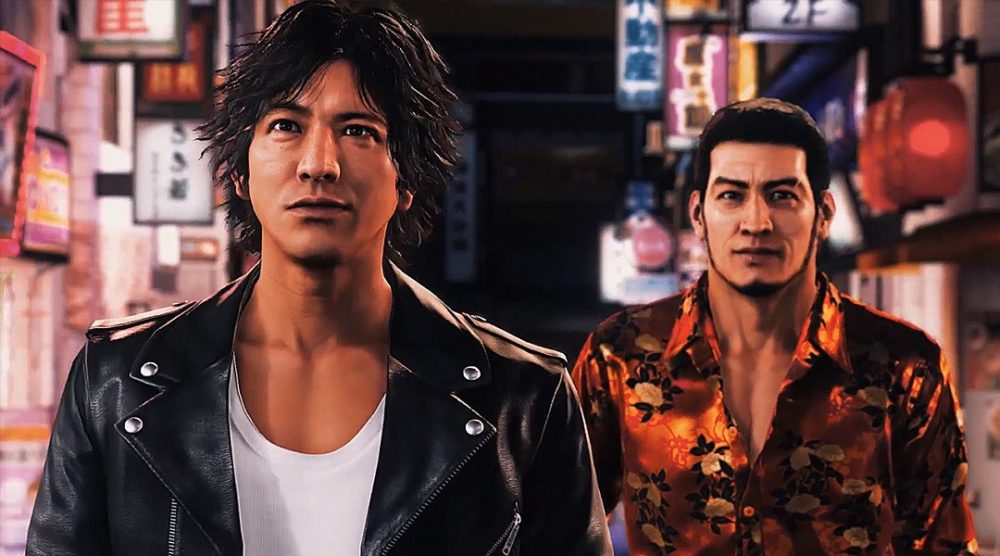 judgment, yakuza, preview