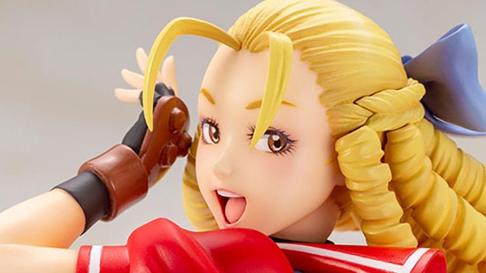 karin Street Fighter Figure