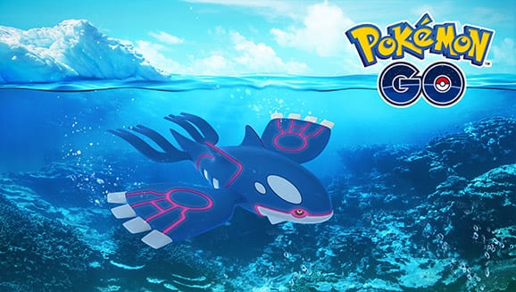 Pokemon GO: Kyogre Raid Guide, Stats, and Moveset