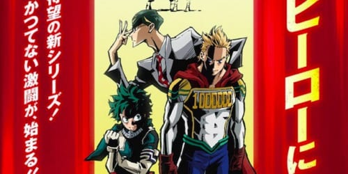 My Hero Academia, Season Four