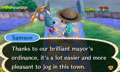 Animal Crossing New Leaf Ordinances, features missing from New Horizons