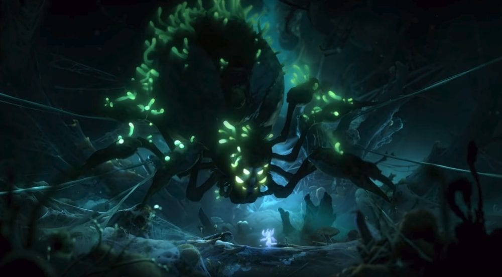 Ori and the Will of the Wisps, E3 gameplay trailer