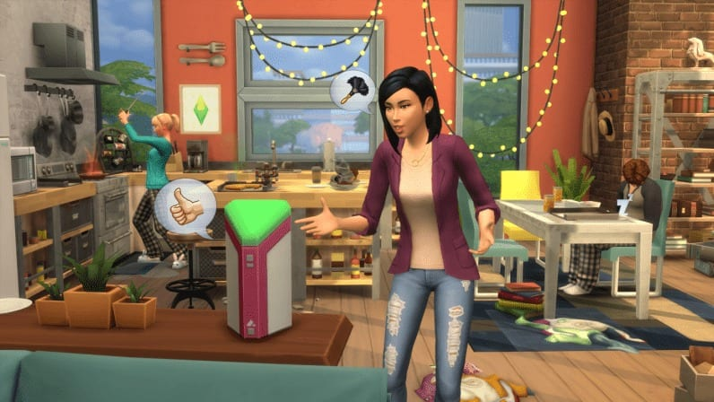 The Sims 4: How to Pay Bills