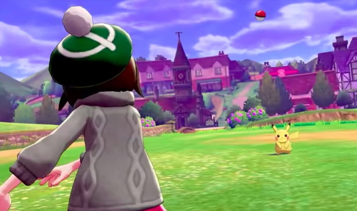Pokemon Sword & Shield Direct