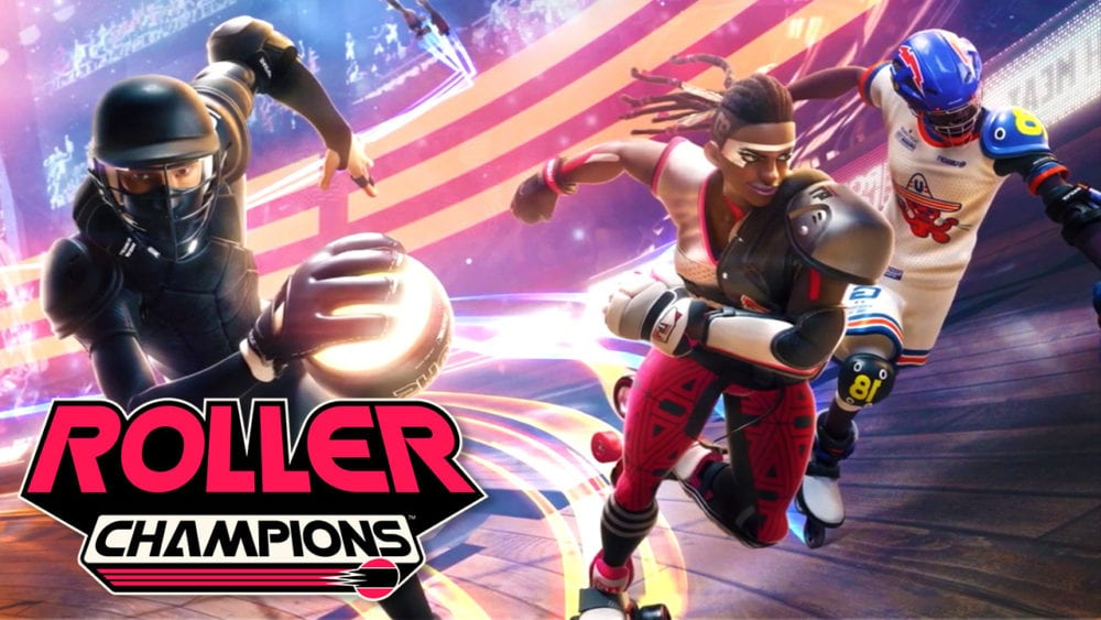 Roller Champions, Every New Game Revealed at Ubisoft's E3 2019 Press Conference