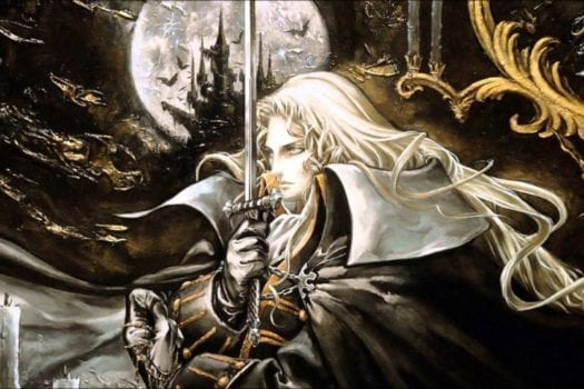 Castlevania: Symphony of the Night — What is a man?