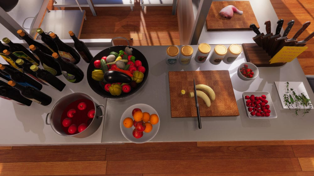 clean, clean up, cooking simulator