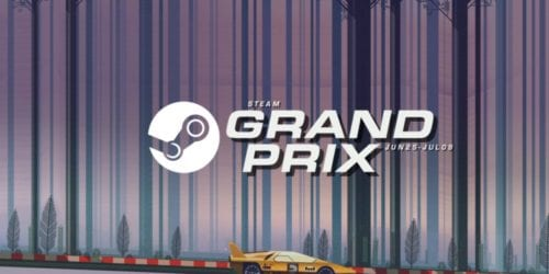 Steam Summer Sale Grand Prix