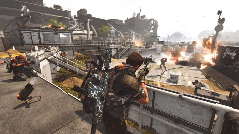 roach, the division 2