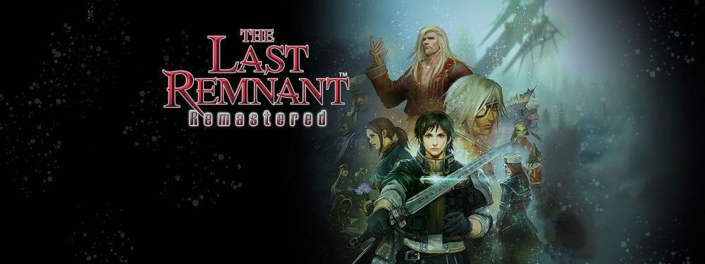 last remnant remastered