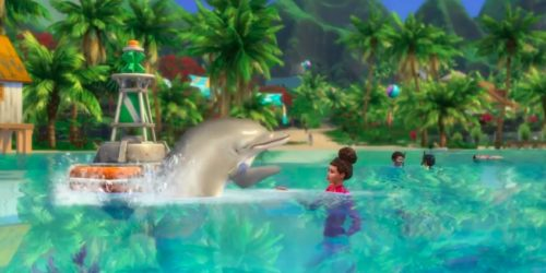 The Sims 4, Island Living