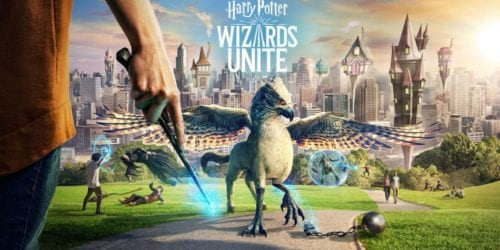 harry potter wizards unite, niantic, mobile game, pokemon go, gameplay loop