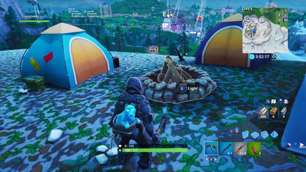 use campfire