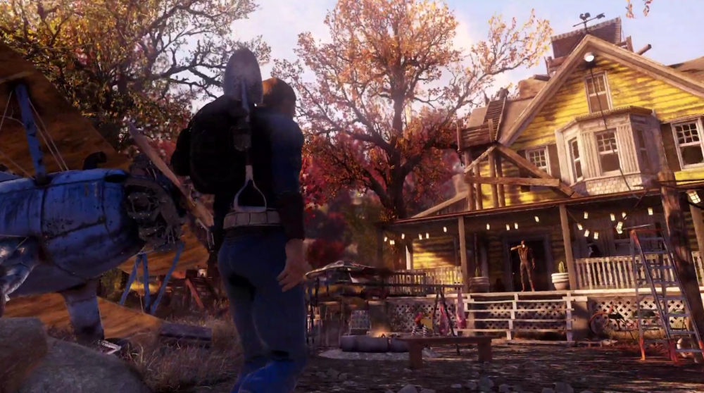 Fallout 76 Wastelanders Update Coming This Fall, Will
