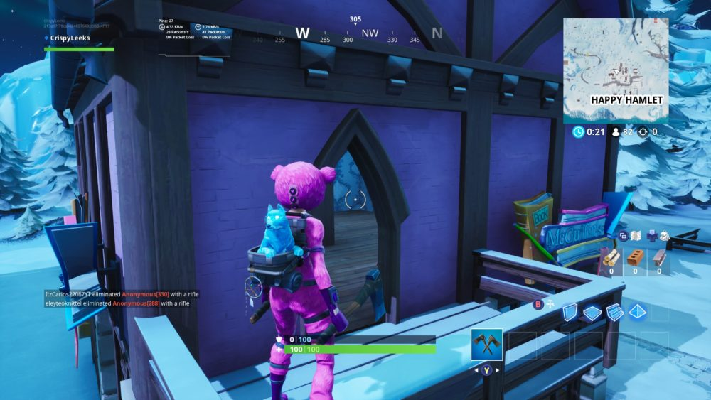 where to find fortbyte 68 in snowy town book shop